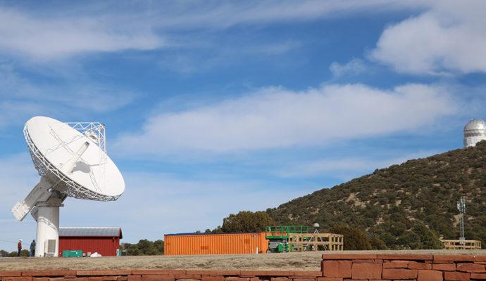 McDonald Geodetic Observatory