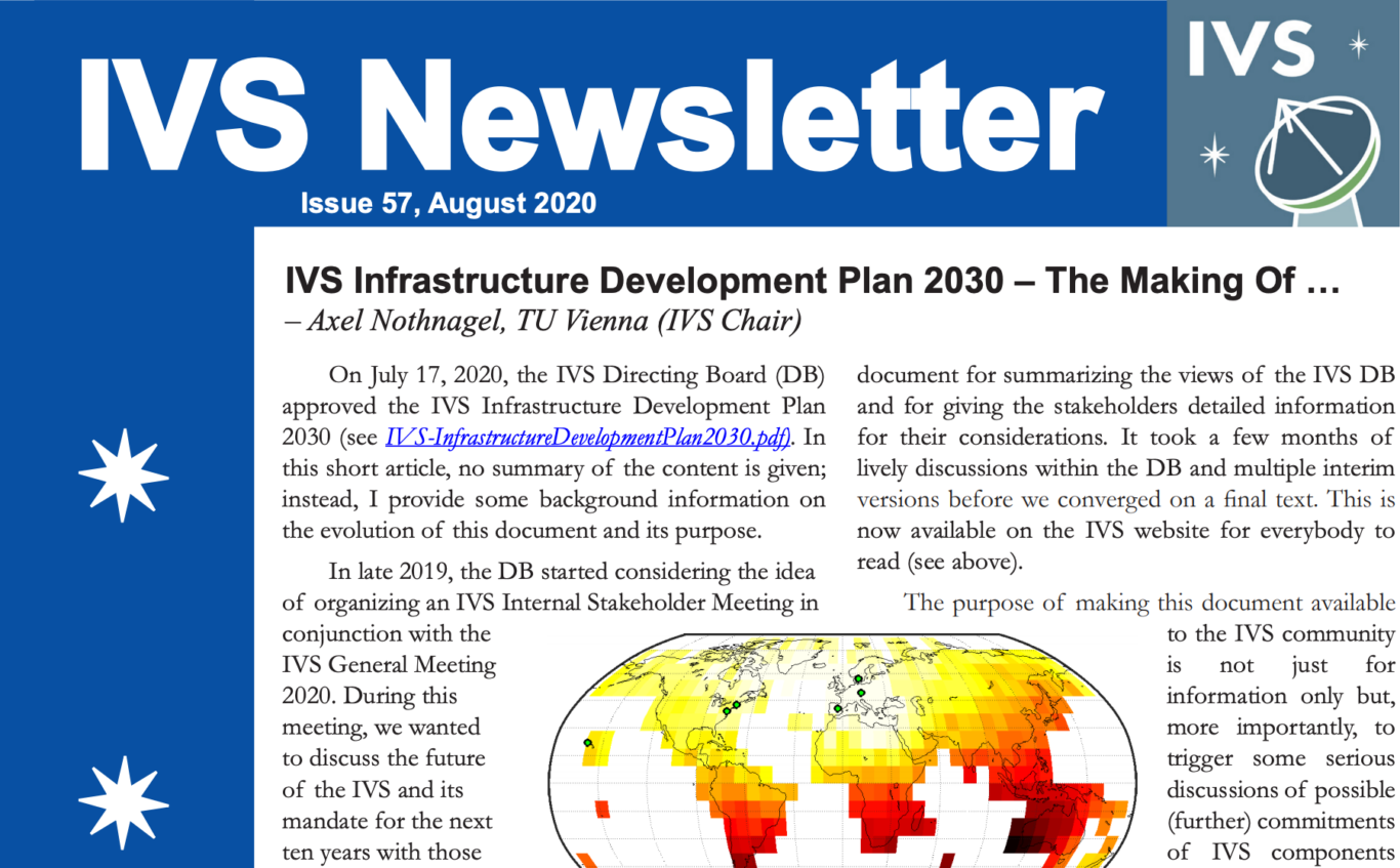Aug 2020 newsletter